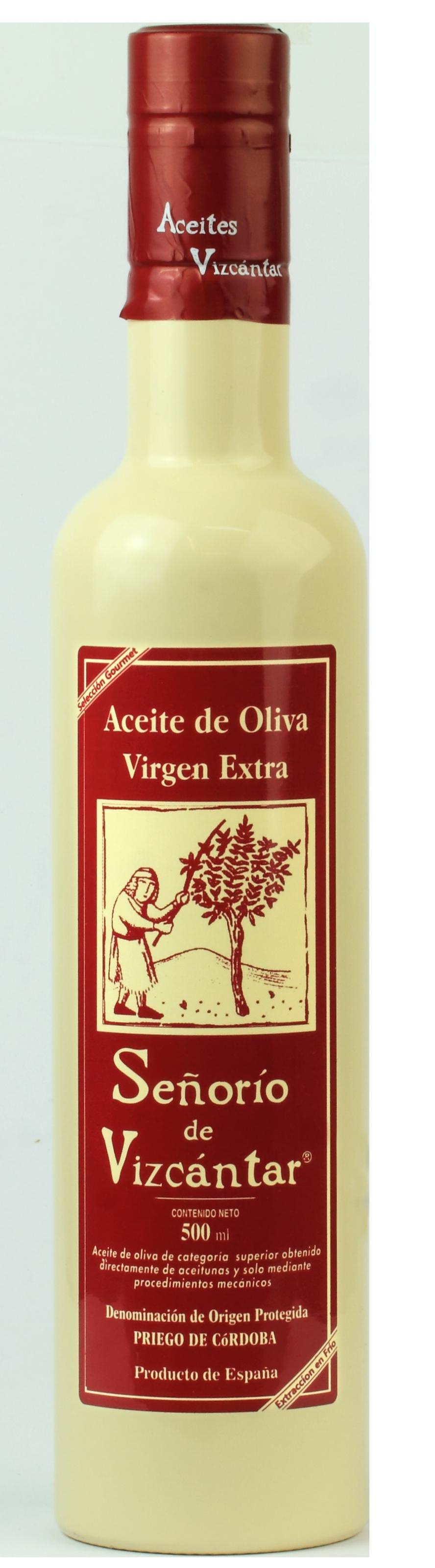 Aceite de Oliva Señoría de Vizcantar