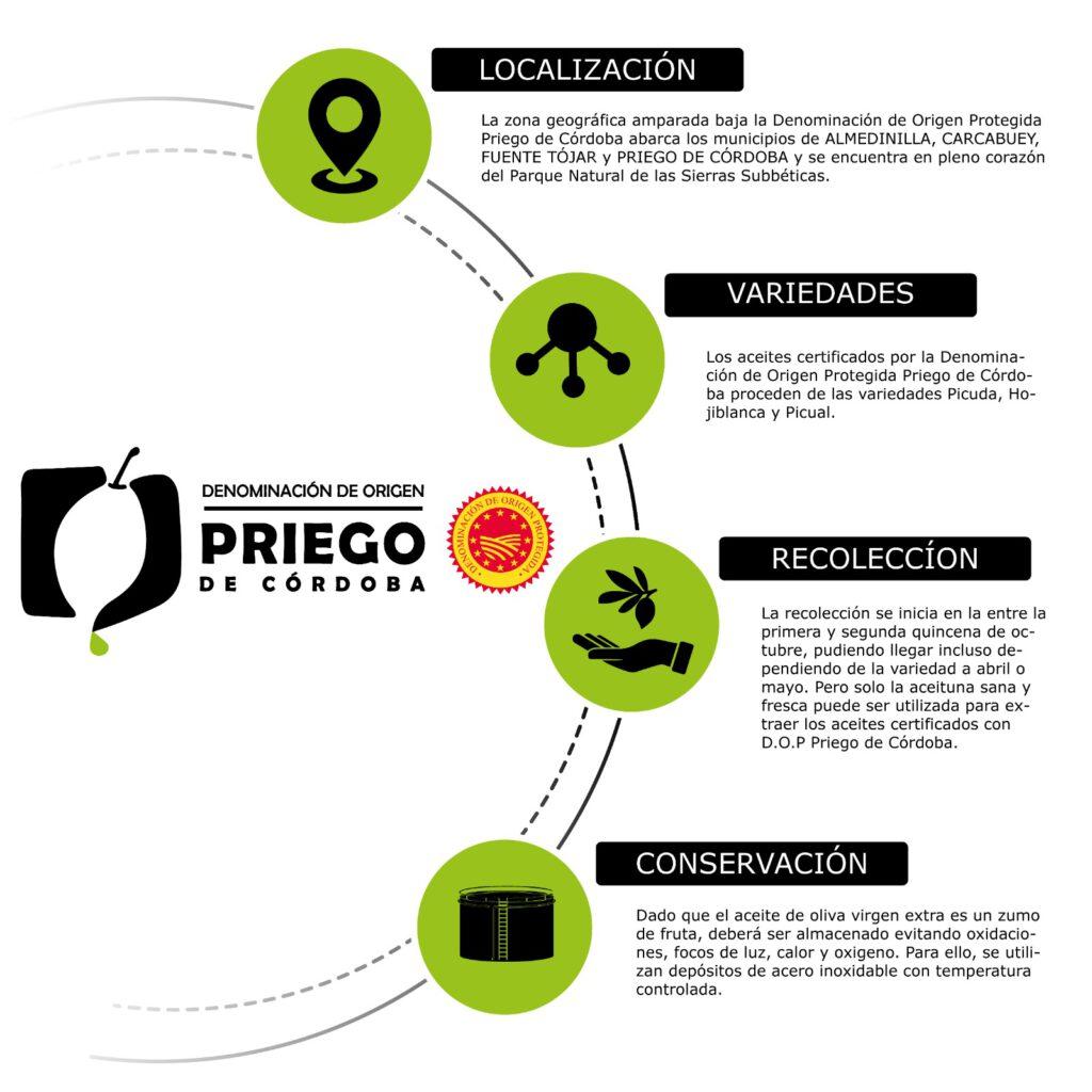 Proceso DO Priego de Córdoba