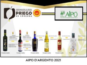 AIPO d'Argento - DOP Priego de Córdoba