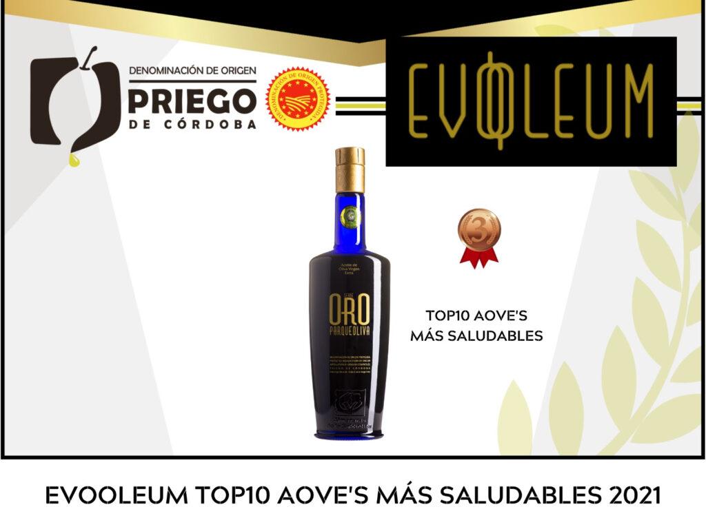 Evooleum distingue a los 100 mejores AOVE's del mundo