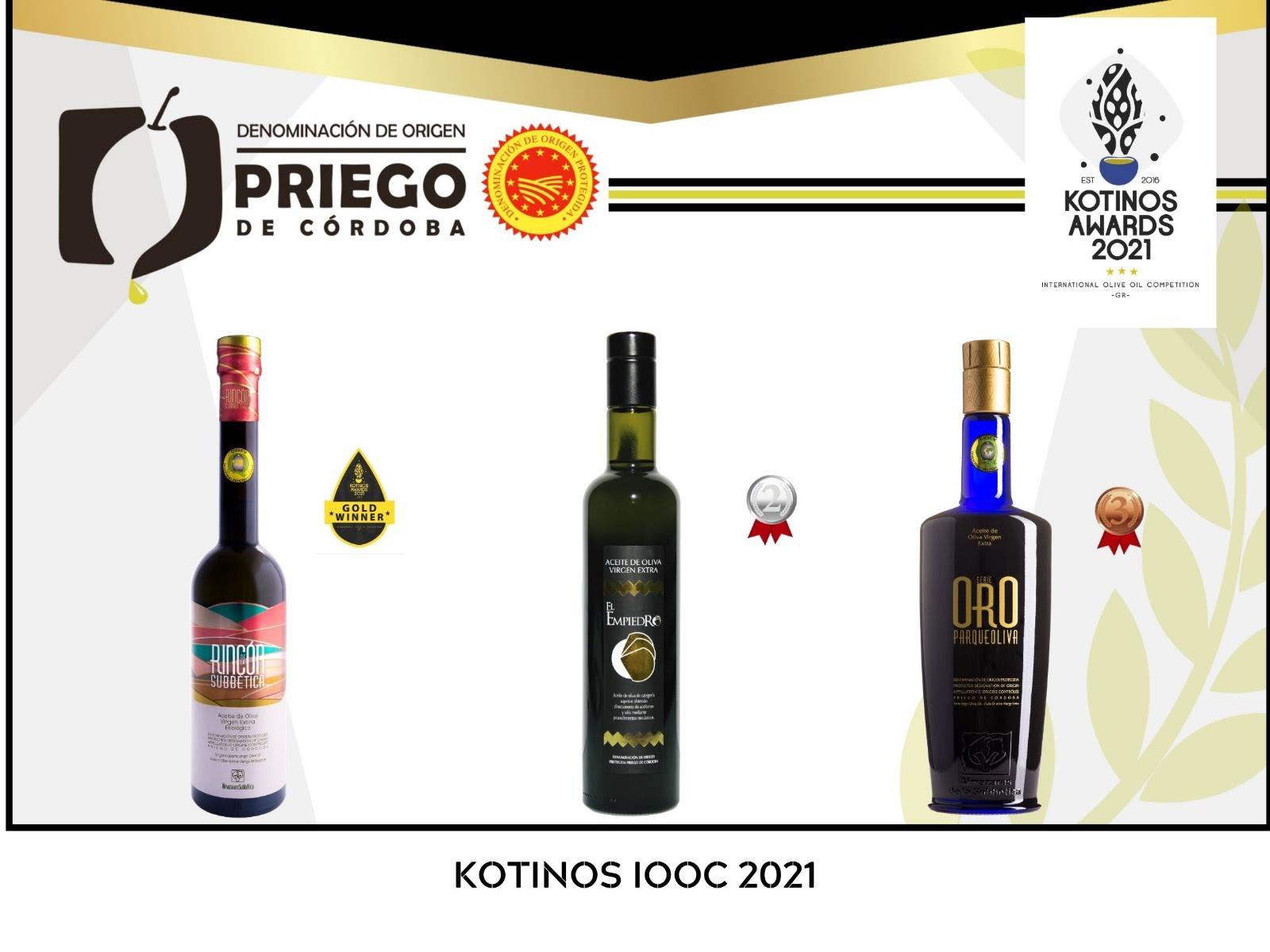 Premios KOTINOS 2021