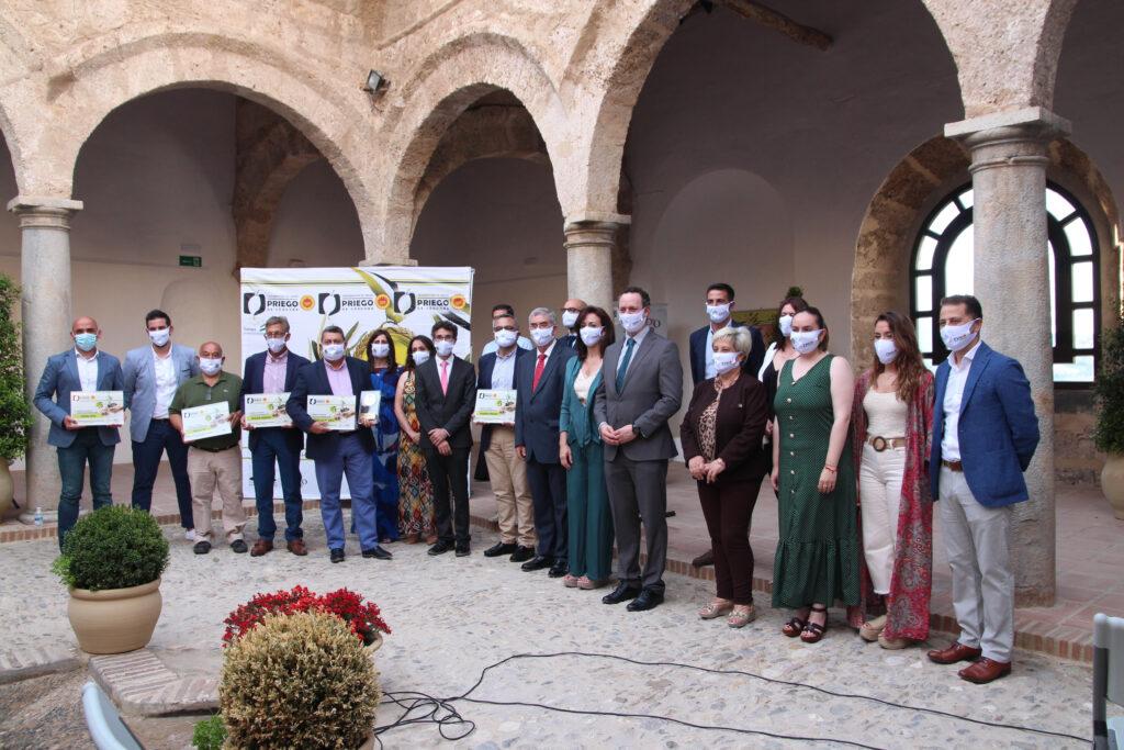Premios a la Calidad DOP Priego de Córdoba