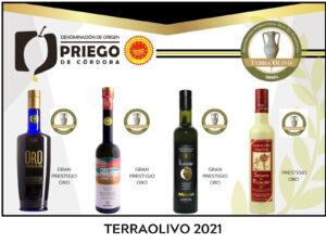 Terraolivo 2021 - DOP Priego de Córdoba