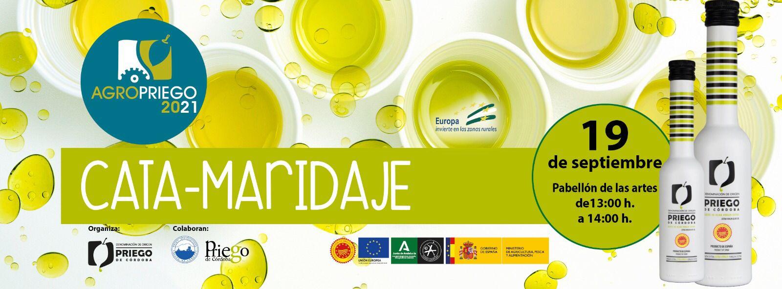 Cata-Maridaje Agropriego 2021 - DOP Priego de Córdoba